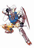 Zephyr Gundam