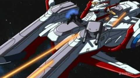 147 GAT-X207 Blitz Gundam (from Mobile Suit Gundam SEED)