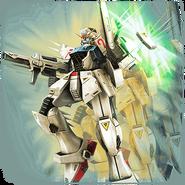 Gundam Diorama Front 3rd F91 Gundam F91