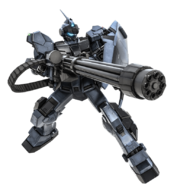 RX-80PRS Pale Rider (Space Type) BO2