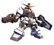SD Gundam G Generation Cross Rays 0 Gundam