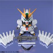 SG ν Gundam (Minipla) 01