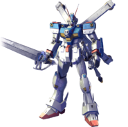 XM-X3 Crossbone Gundam X3 (Gundam Versus)
