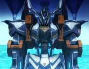 ASW-G-08 Gundam Bael (Episode 50) Close up (1)