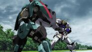 ASW-G-08 Gundam Barbatos (5th Form-Ground Type) (Episode 21) - Wrench Mace