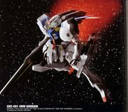 GRM Gundam - Story Photo