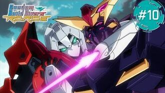 Gundam Build Divers Re RISE – 10 The Ones Who Breathe There (EN,HK,TW,KR,TH,FR,IT,VN sub)