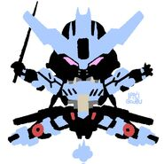 Gundam Vidar ippeigyoubu