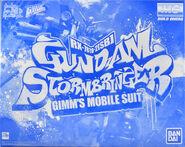MG Gundam Stormbringer