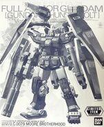 MG Full Armor Gundam VerKa (Half Mechanical Clear)