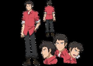Takeshi Iori