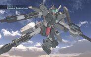 Cherudim Gundam SAGA Sky Wallpaper II