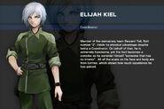 Gundam SEED DESTINY ASTRAY B Character Elijah Kiel