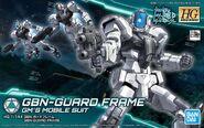 HG GBN-Guard Frame