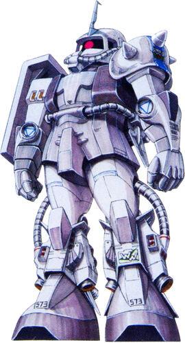 Shin Matsunaga Custom (MSV)