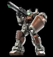 RGM-79 Powered GM BO2