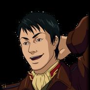SD Gundam G Generation Genesis Character Face Portrait 2 0206