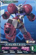 Gundam AGE-1 Titus GB Try Age