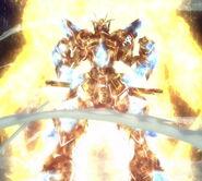 KMK-B01 Kamiki Burning Gundam (Island Wars) 03