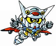 SD Gundam G-Self Atmospheric Pack