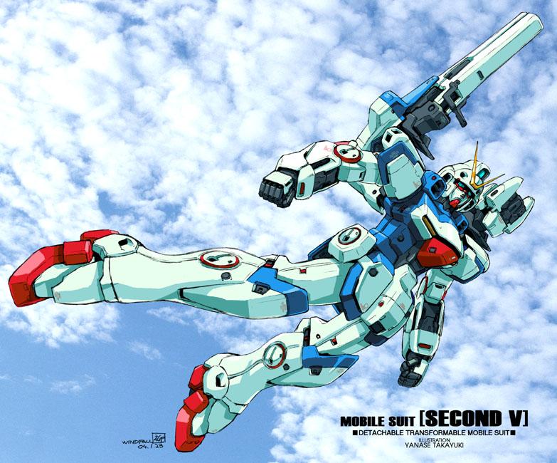Second Victory Gundam | The Gundam Wiki | FANDOM powered ... Gundam Wing Deathscythe Hell Wallpaper