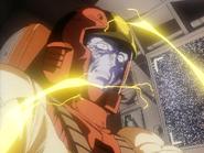 Mobile Suit Gundam Journey to Jaburo PS2 Cutscene 073 M'quve 3
