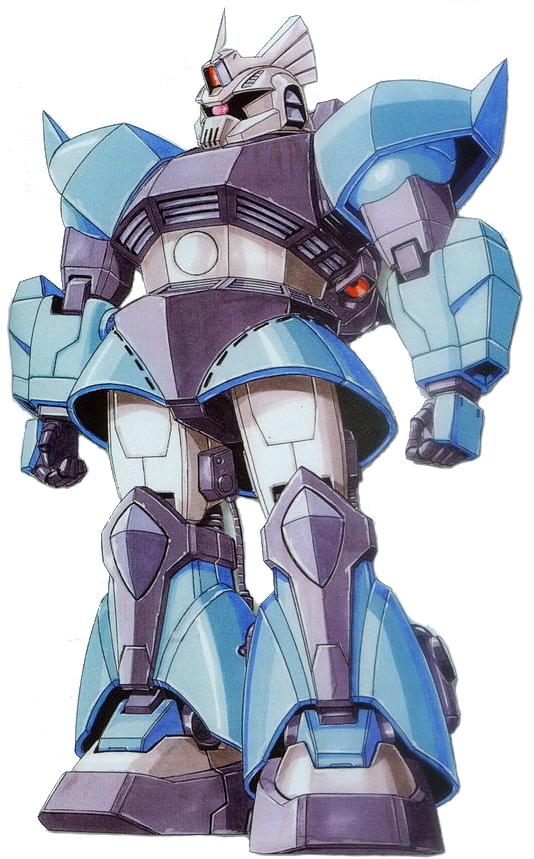 MS-14B Gelgoog Uma Lightning Custom   The Gundam Wiki   FANDOM powered by Wikia
