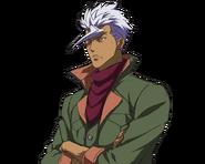 ''SD Gundam G Generation Crossrays'' Orga Itsuka
