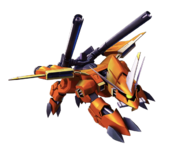 ''SD Gundam G Generation Crossrays'' lagowe