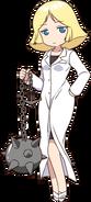 Gundam-san Character 4