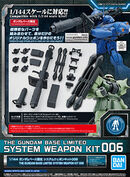 System Weapon Kit 006