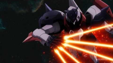 137 GNZ-005 Garazzo (from Mobile Suit Gundam 00)