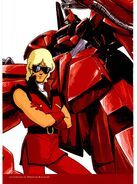 Char Aznable Book 2004 009