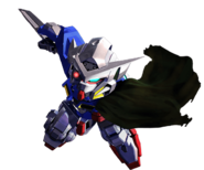 SD Gundam G Generation Cross Rays Gundam Exia Repair