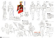 Char Aznable The Origin Infos 2