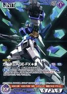 Gundam AGE-FX Carddass 3
