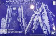 MG Hi-ν Gundam HWS Ver.Ka