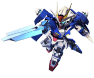 SD Gundam G Generation Cross Rays 00 Gundam
