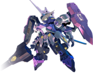 SD Gundam G Generation Cross Rays Kimaris Vidar