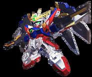 SD Gundam G Generation Cross Rays Wing Gundam Proto Zero