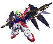 SD Gundam G Generation Crossrays Wing Gundam zero