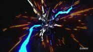 ASW-G-01 Gundam Bael VS ASW-G-66 Gundam Kimaris Vidar (Episode 49) (2)