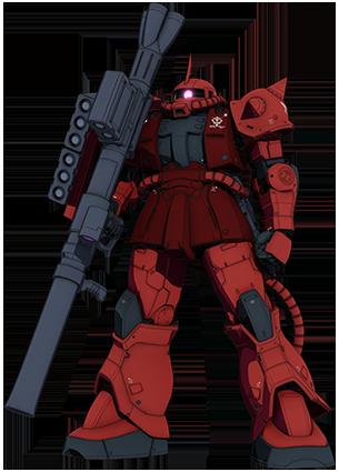 Front (w/ Bazooka)