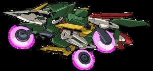 Meteor Hopper Mode Bottom