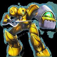 Gundam Diorama Front 3rdMRC-F20 SUMO Gold