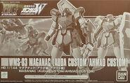 HGAC Maganac (Auda Ahmad Custom)