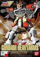 WF04 Gundam Heavyarms