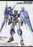 Gundam 00V Battlefield Record - GNT-0000FS - 00 QanT Full Saber1