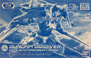 HGBD Gundam 00 Diver -Dive Into Dimension Clear-