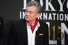 Ikeda Shuichi -The World of Gundam- at Opening Ceremony of the 28th Tokyo International Film Festival (22405153956)